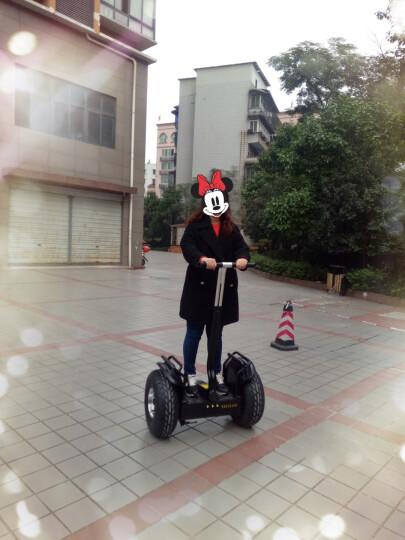 科思康电动平衡车  两轮越野款智能体感车 双轮手扶自平衡思维车 成人漂移代步车  19寸 72V锂电款黑色 晒单图