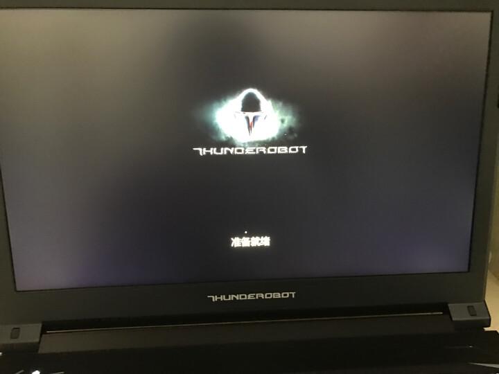 雷神(ThundeRobot)Dino-X6电竞版 吃鸡游戏本(I7-7700HQ 8G 128G SSD+1T GTX1060 6G RGB键盘 120Hz IPS) 晒单图