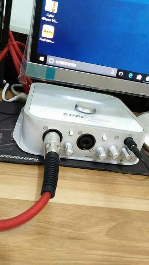 艾肯(ICON) 慧采 4nano VST电脑外置声卡USB手机通用声卡套装K歌主播直播喊麦录音设备 艾肯声卡 CUBE 4nano 单品标配 晒单图