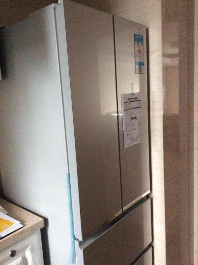 松下(Panasonic) 多门冰箱NR-D380TX-XN/S/XW 无霜变频380L NR-D380TX-S优雅银 晒单图