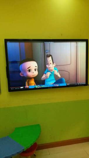YCZX 教学一体机会议触摸屏电视电脑电子白板多媒体触摸一体机壁挂幼儿园商显触控机广告机 75英寸触摸一体机 i7/4G/120G固态 晒单图