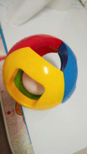 婴儿玩具 0-1岁儿童益智五彩感官球铃铛球手抓球6-12个月宝宝玩具 小号 晒单图