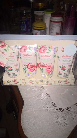 CATH KIDSTON 洗护包旅行套装 女持久留香洗发露沐浴露身体乳护发素英国进口品牌便携旅行套装 晒单图