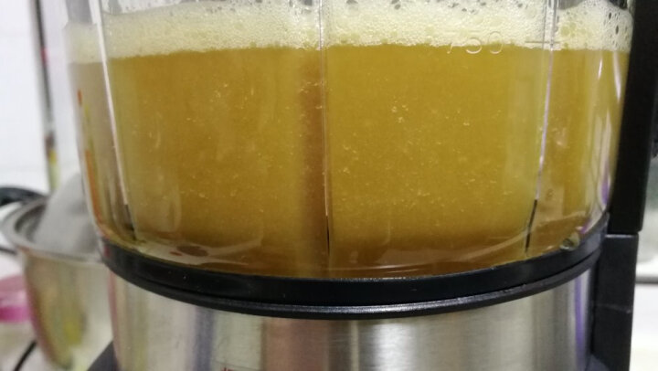 九阳(Joyoung) 破壁料理机智能加热赠不锈钢干磨杯榨汁机JYL-Y912 晒单图