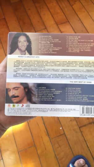 肯尼基/雅尼:世纪巨星极精选(2CD) 晒单图
