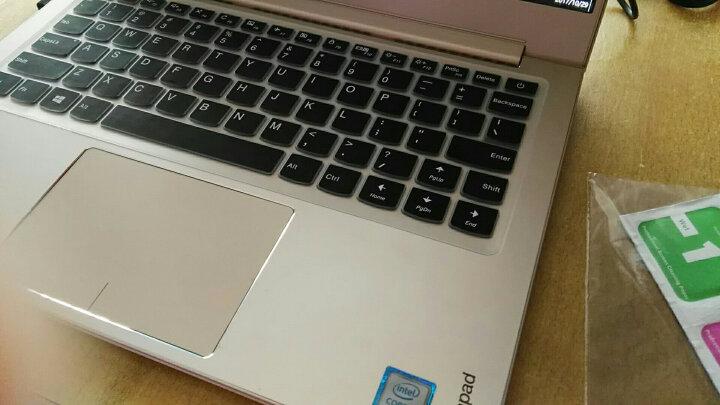 联想(lenovo) 联想ideapad 710s 13.3英寸键盘膜 键盘贴膜 防尘膜【买一赠 印刷功能按键的TPU透明高清键盘膜 晒单图