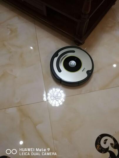 美国艾罗伯特(iRobot)扫擦套餐528+381智能扫地擦地拖地机器人吸尘器组合 晒单图