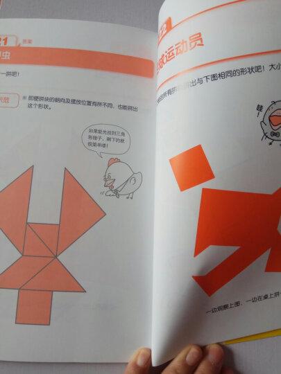 数学思维学具·图形训练 启智篇(学前-小学低段) 晒单图