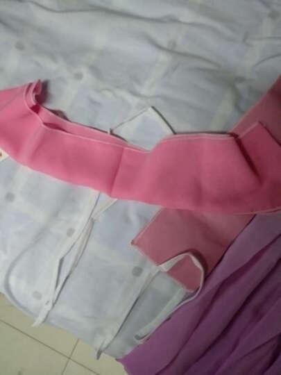古典衣服汉服舞蹈演出服女古装舞惊鸿舞服装水袖舞 浅紫色 M 晒单图