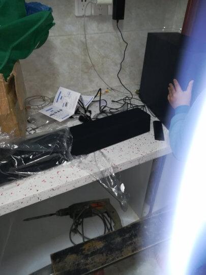 乐基(LEJI) AH-X502 客厅壁挂蓝牙回音壁小米电视音响家用5.1家庭影院低音炮音箱 天成棕 晒单图