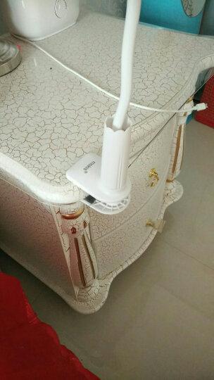 摩奇思(mokis) 1.2米加长手机支架平板电脑支架 懒人支架 床上床头支架 桌面支架手机 ipad支架 白蓝 晒单图