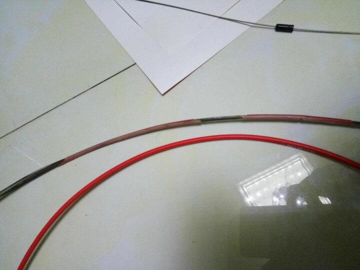 靡西摩(mi.xim) 彩色套装自行山地车刹车线管/变速线管/送线管帽 专用剪线钳一把 晒单图