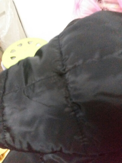 【两件套】 榴芒贝贝童装女童套装冬装儿童加厚棉衣加绒皮裤两件套女孩大童棉服外套小孩衣服 黄色棉衣+皮裤 160码 建议身高150厘米左右 晒单图