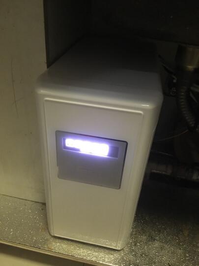 佳尼特(CHANITEX)家用无桶净水器 1:1低废水3年反渗透膜 Mini智能直饮纯水机 CR400-A-S-1 晒单图