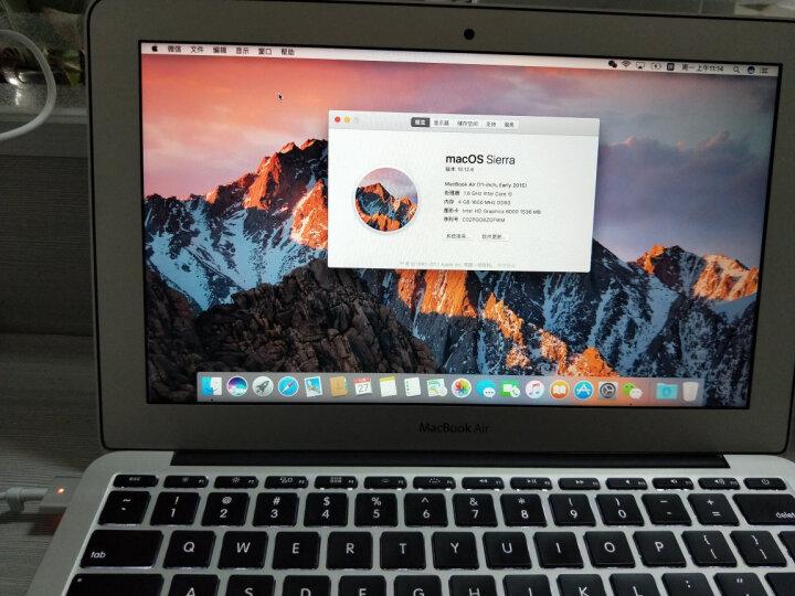【二手95新】苹果Apple MacBook Air二手苹果笔记本电脑 19款Air指纹锁FH2灰FK2银FM2金128G 晒单图