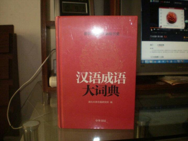 汉语成语大词典 晒单图