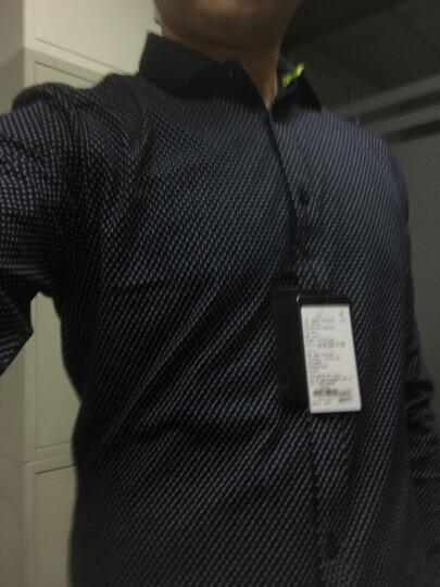 ARMANI EXCHANGE阿玛尼男士针织衬衫6YZC70-ZJH4Z NAVY-2564 S 晒单图