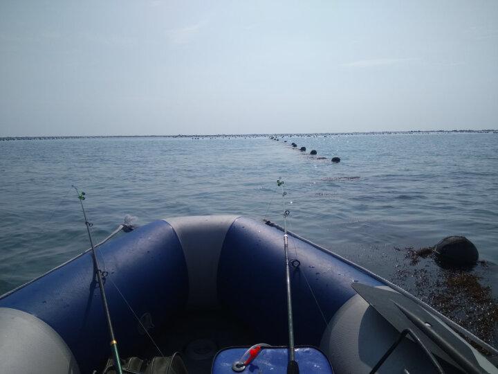 正品光威凛刀 强风1.8米2.1米2.4米2.7米3.0米3.6米海竿套装抛竿套装鱼竿套装 强风3.0米+7轴金属渔轮+配件 晒单图