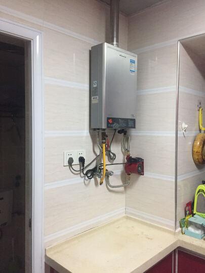 格威特家用全自动增压泵静音热水器加压泵自来水太阳能屏蔽水泵 GW15-9AUTO铜泵头高配 晒单图