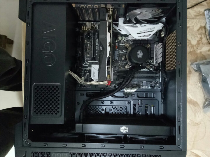 华硕(ASUS)ROG STRIX-GeForce GTX1050TI-O4G-GAMING 1392-1518MHz 7008MHz猛禽gtx1050Ti显卡 晒单图