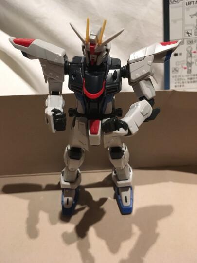万代高达拼装模型玩具RG 敢达1/144系列 RG19红异端HGD-200634【送支架】 晒单图