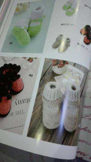 包邮 手工婴儿毛线鞋 花样编织图案毛衣花样教程织毛衣的书儿童成人毛衣编织书籍大全 晒单图