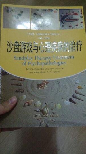 沙盘游戏与心理疾病的治疗(心灵花园·沙盘游戏与艺术心理治疗丛书) 晒单图