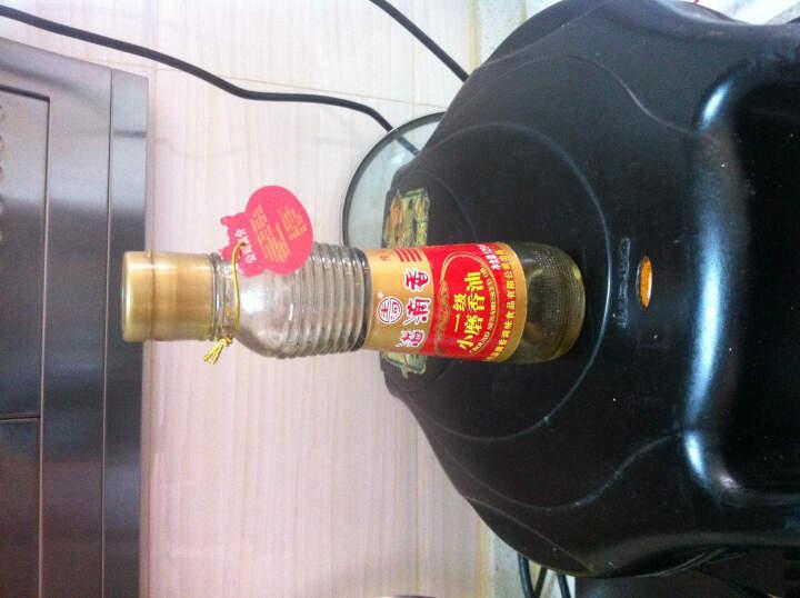 溢滴香 一级 香油 芝麻油 125ml 晒单图