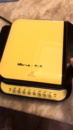 小熊(Bear) 电饼铛 烙饼锅煎饼机煎烤机蛋糕机 双面加热悬浮烤盘 DBC-B13J3 晒单图