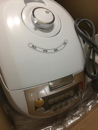 飞利浦(PHILIPS)电饭煲4L智能可预约多功能HD3035/05  晒单图