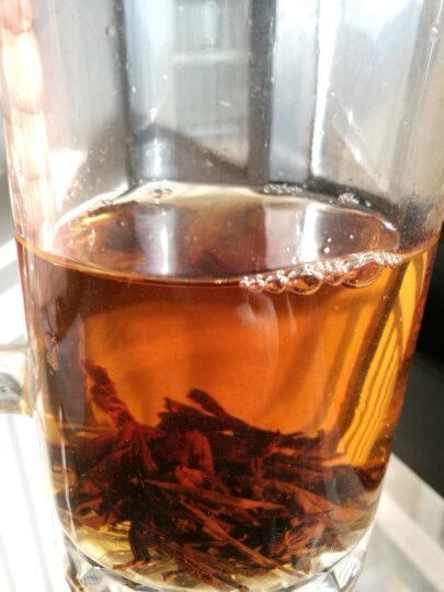 凤宁号 云南凤庆滇红茶 高山工夫红茶叶 250g 滇红松针礼盒装(精选经典58) 晒单图