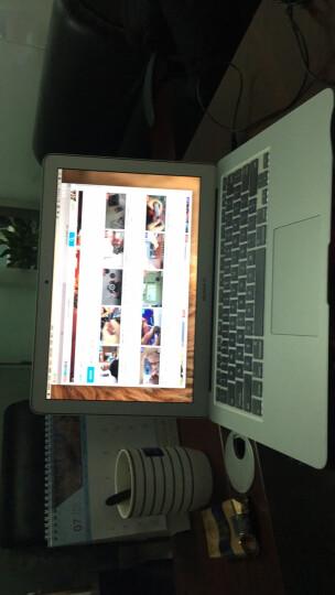 倍晶笔记本保护膜适用苹果电脑macbook air13英寸mac pro外壳15.4机身13.3贴膜 银上盖+底部+全托+键盘+高清+蓝膜+塞+清洁套装 老款15.4英寸Pro Retina(A139 晒单图