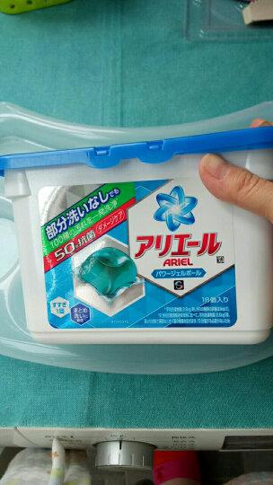 日本进口 碧浪Ariel洁净洗衣凝珠除菌(进口 洗衣自营衣物清洁机洗柔顺)36颗 晒单图