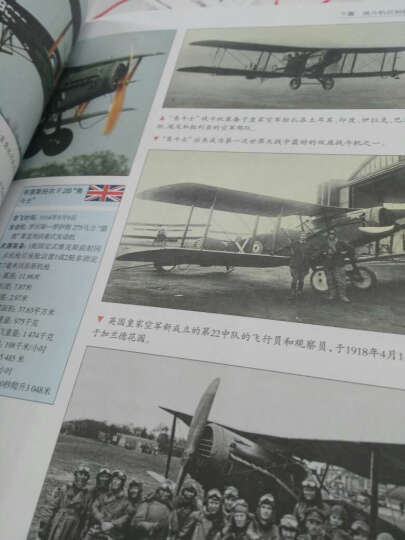 空战先锋:世界战斗机百科全书 晒单图