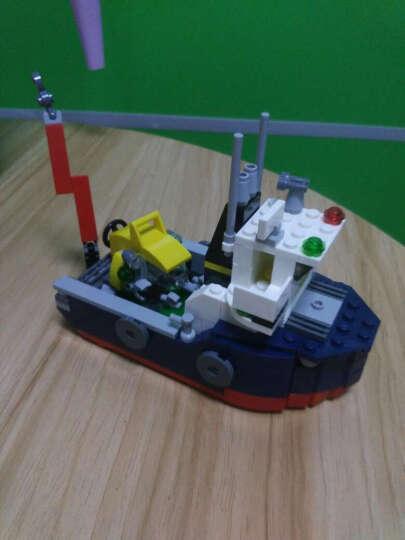 【乐高授权专营店】乐高(LEGO)积木玩具 百变三合一系列 31062 机器人探险家 晒单图