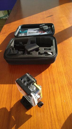 摄徒F68山狗4K高清wifi户外防水运动摄像机广角旅行数码水下照相机潜水微型DV录像机 F68遥控版-黑色 套餐五 晒单图
