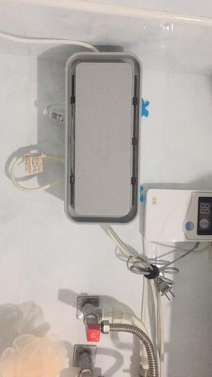 客厅插座套装(公牛炫彩/ USB充电/防雷/防过载/收纳盒) 晒单图
