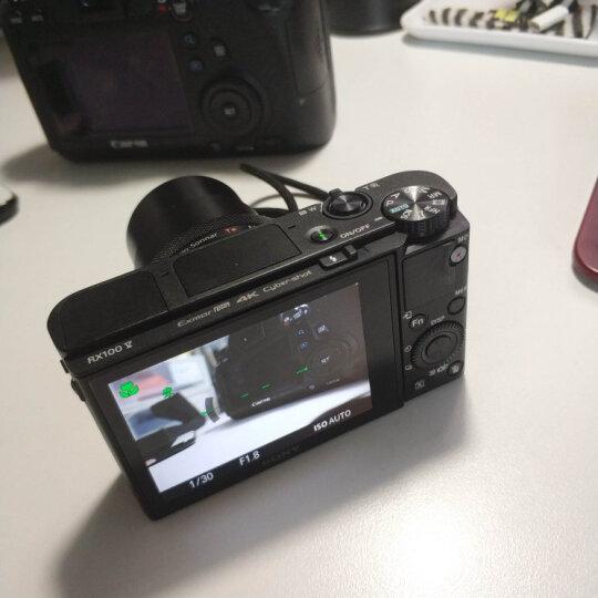 索尼(SONY)黑卡 DSC-RX100M5 1英寸大底数码相机/卡片机/照相机 蔡司镜头(RX100V/黑卡5) 晒单图