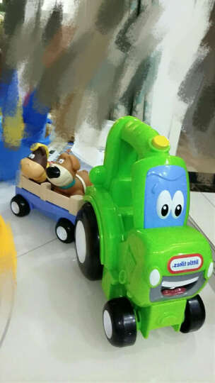 小泰克(little tikes)益智玩具 宝宝手摇铃 发现电子锤 627590M 6个月以上 美国品牌 晒单图
