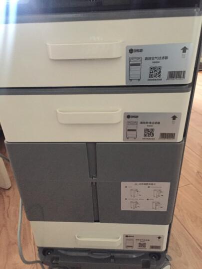352 X83 智能空气净化器家用除菌 除雾霾 颗粒物CADR 750立方米/小时  晒单图