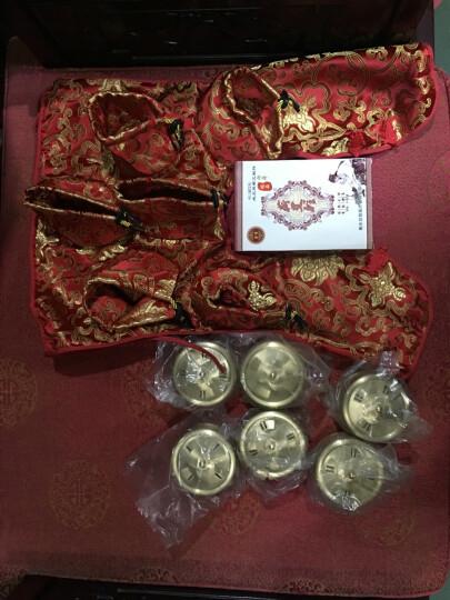 合佳 温灸盒艾灸盒 随身灸 温灸艾灸仪器 艾灸器具 肩颈 颈椎 背部通用 送穴位图 纯铜 晒单图
