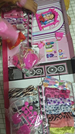 【送豪礼】女孩娃娃套盒情景玩具屋公主换装套装礼盒12关节3D真眼美瞳多套衣服洋娃 K1 古装娃娃套装 晒单图