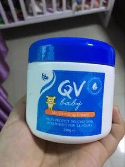 QV 【刘涛推荐】Ego婴儿儿童面霜 保湿霜宝宝润肤补水擦脸身体乳250g 晒单图