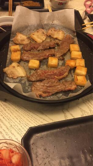 【冷鲜肉】任性 五花肉 250g 薄 韩式烧烤食材 烤肉 附赠品 晒单图