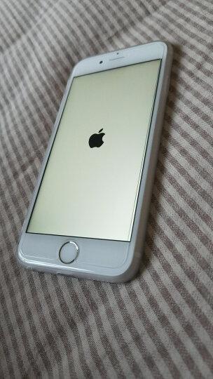 摩斯维 苹果6s手机壳iPhone6/6S Plus保护套硅胶气囊防摔透明男女超薄款全包磨砂软壳个性 6/6s 4.7英寸-流沙黑【限时促销】买一送一 晒单图