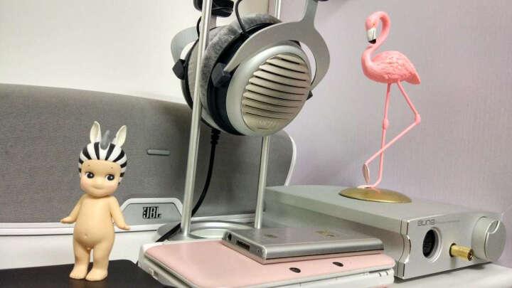 aune X7S 台式耳放 耳机放大器 甲类平衡耳机功率放大器 发烧级大驱动三挡增益 2018新款 X7S 2018新款 银色 晒单图