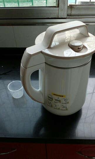 苏泊尔(SUPOR) 豆浆机破壁免滤家用智能密闭熬煮豆浆机 DJ12B-P81 晒单图