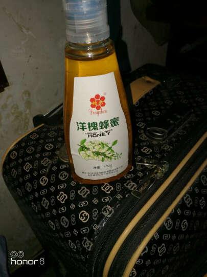 蜂珍(Fengzhen) 蜂珍洋槐蜂蜜天然成熟秦岭土蜂蜜 400g 晒单图