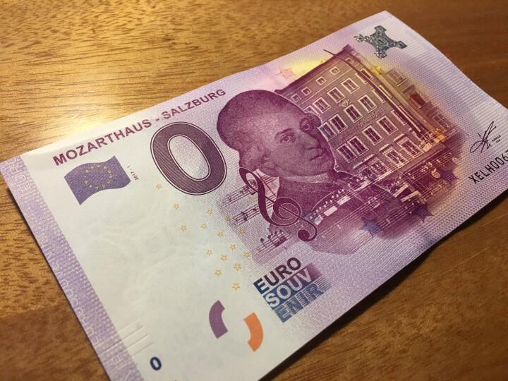 【小林钱币】2015年法国0欧元纪念钞 全新保真 现货 空客 晒单图