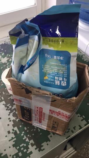 唐品轩乳菓香蕉味牛奶粉  香蕉牛奶果味奶果汁粉饮料 时尚奶茶原料饮品1kg装 香蕉牛奶 晒单图